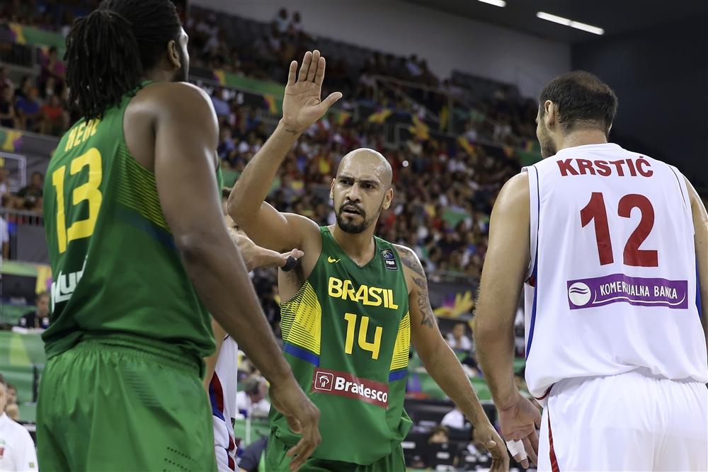 Le Brésil a tremblé mais dispose de la Serbie (81-73)