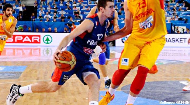 Retro : France/Espagne - EuroBasket 2013