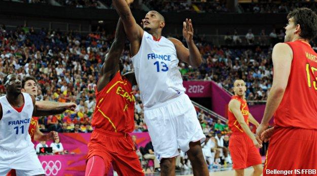 Retro : France/Espagne - Jeux olympiques de Londres 2012
