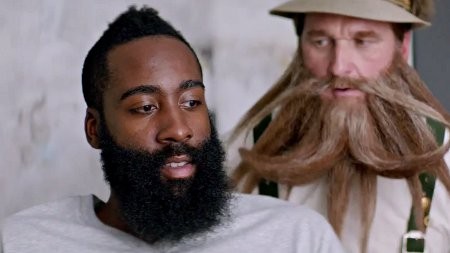 NBA 2k15 : Harden, Davis... et le gourou des barbes !
