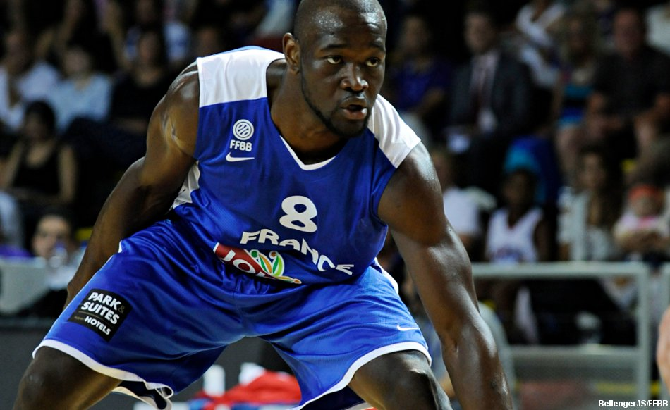 Charles Kahudi : « Porter le maillot bleu c'est énorme »