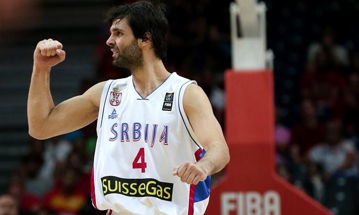 La Serbie torpille le Brésil et accède aux demi-finales (84-56)