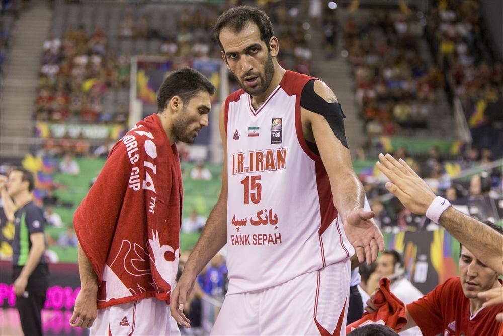 La Serbie vient à bout de l'Iran malgré Hamed Haddadi en mode MVP