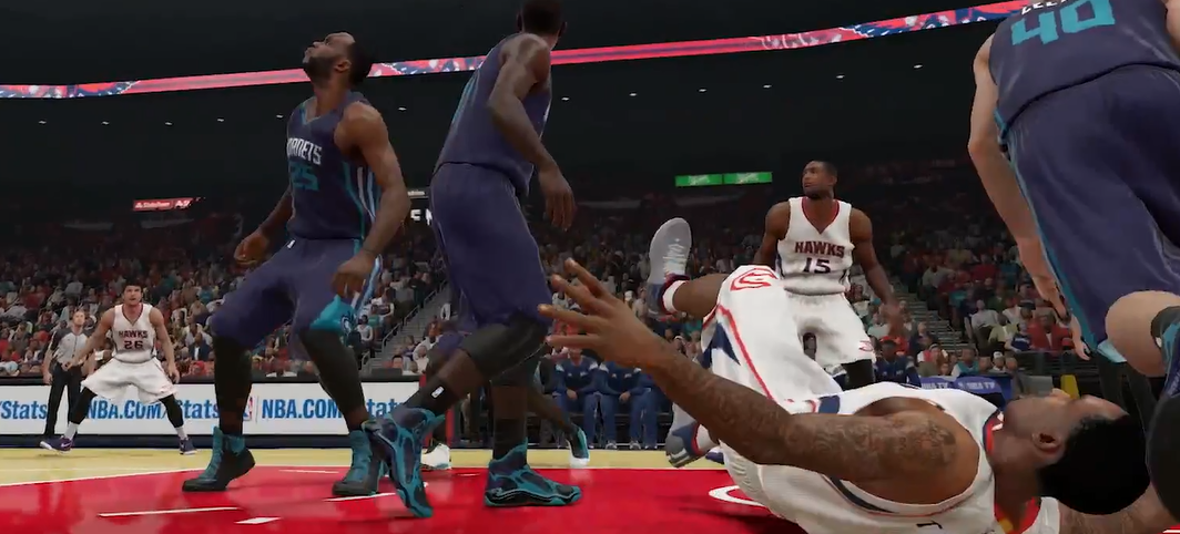 Vidéo : Le nouveau trailer de NBA 2K15