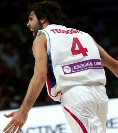 Milos Tedosic :