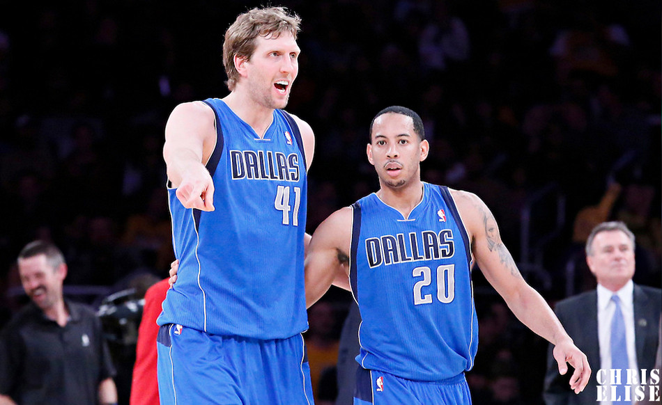 Les Mavs atomisent les Lakers (+49) !