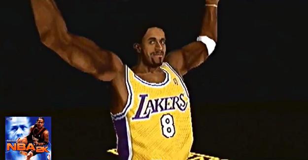 15 ans de NBA 2K en vidéo