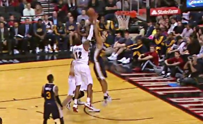 Top 5 : Gobert bâche Aldridge et monte au dunk