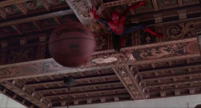 Vidéo : Quand le basket fait son cinéma !