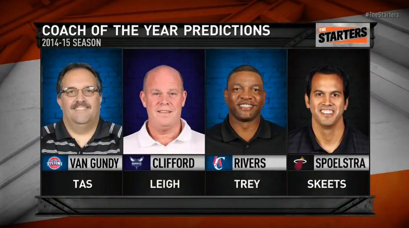 Vidéo : Qui sera le Coach de l'année ?