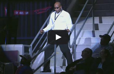 Vidéo : Le danseur des Detroit Pistons est de retour !