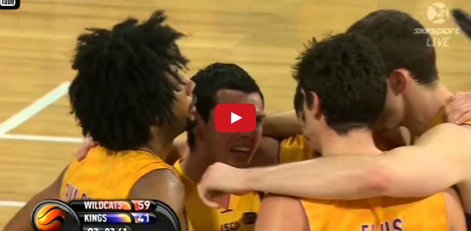 Vidéo : Josh Childress se fait justice lui-même !