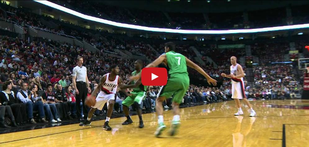 Vidéo : Will Barton fait parler son jump avec un superbe dunk