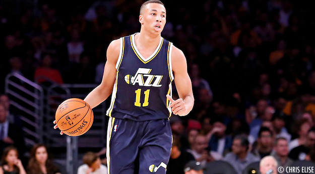 Highlights : Dante Exum commence à se lâcher