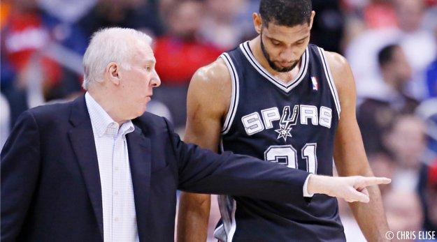 Gregg Popovich va reprendre les commandes des Spurs