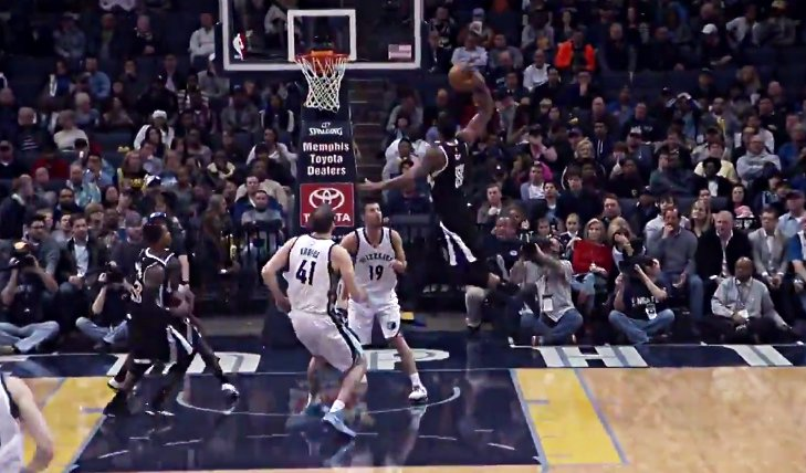 Top 10 : Courtney Lee assassine les Kings, Rudy Gay revanchard