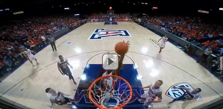 Vidéo : Le dunk du jour sur un pivot de 2,28 m !