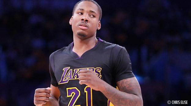 Ed Davis trop gourmand pour prolonger chez les Lakers?