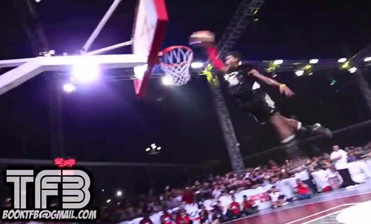Dunk : La Team Flight Brothers envoie du lourd