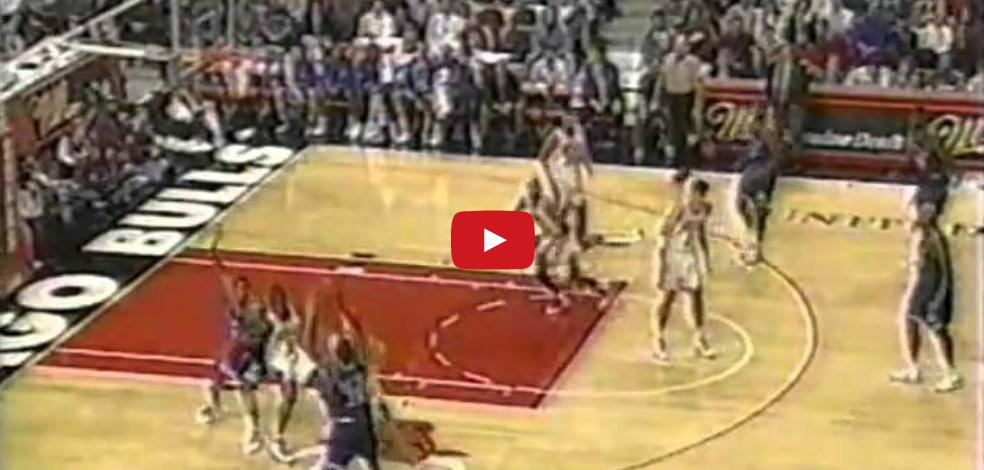 Vintage : Jamal Mashburn et Jim Jackson détruisent les Bulls