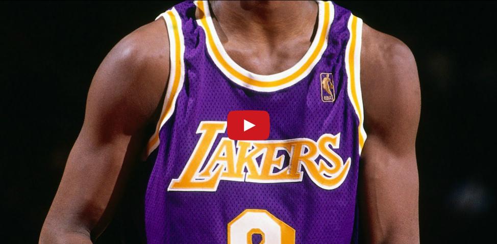 Nostalgie : Les premiers pas de Kobe Bryant il y a 18 ans...