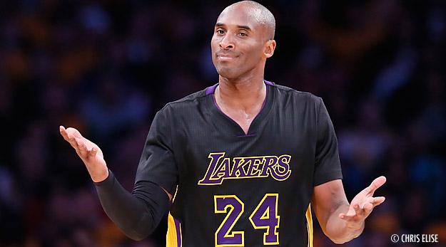 Un training camp allégé pour Kobe Bryant ?