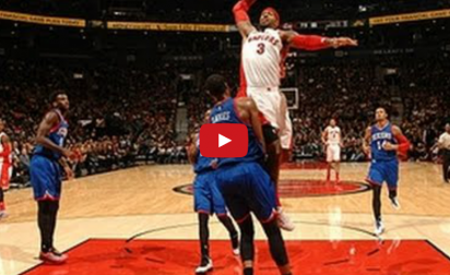 Top 10 des dunks : Les énormes posters de Gary Harris et James Johnson