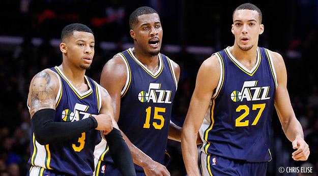Le Jazz se farcit les Spurs