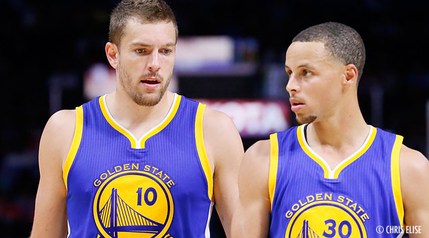 Les Warriors se foutent de la luxury tax