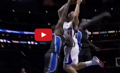 Vidéo : Kyle O'Quinn met un coup à Blake Griffin et se fait éjecter