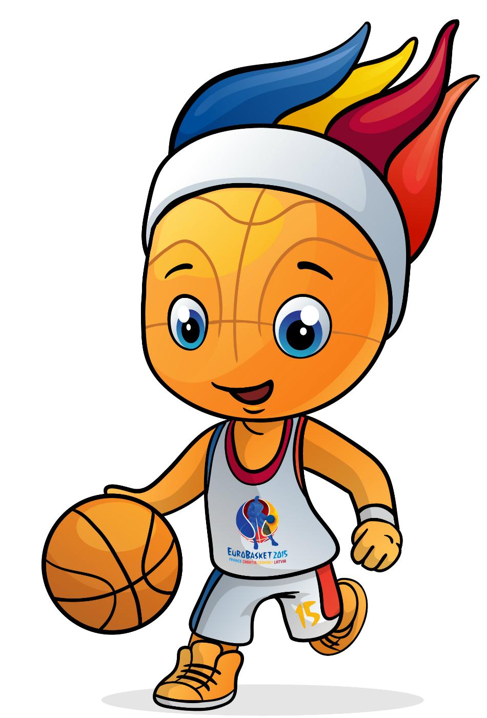 Voilà Frencky the Fireball, la mascotte de l'Euro 2015