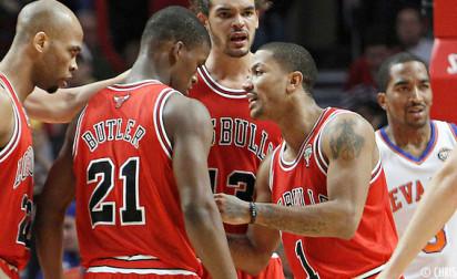 Rétro: le top 10 de la saison des Chicago Bulls
