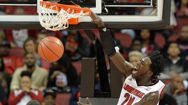 NCAA : Montrezl Harrell dunke sur tout ce qui bouge