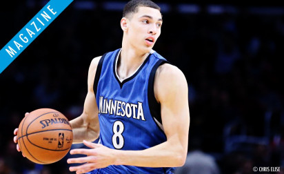 Rookie Watch : LaVine se distingue, les Rockets en force
