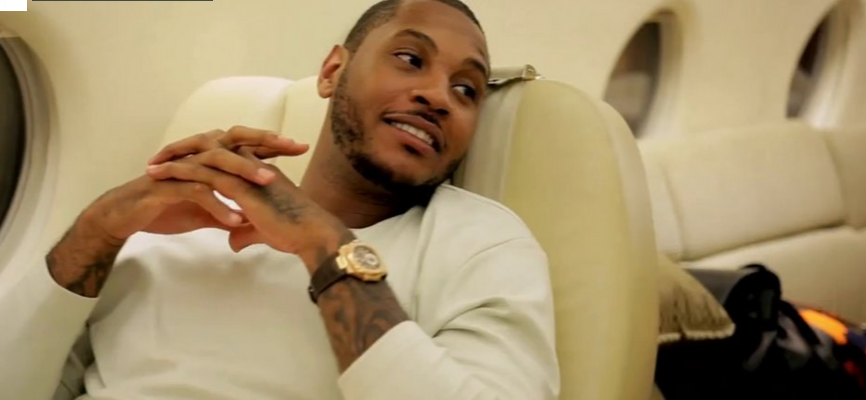 Trailer : Carmelo Anthony,