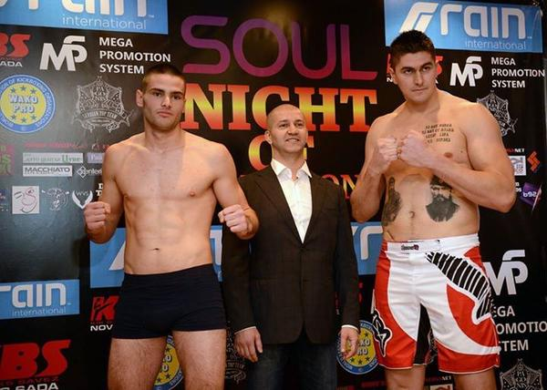 Darko Milicic perd son premier combat de kickboxing
