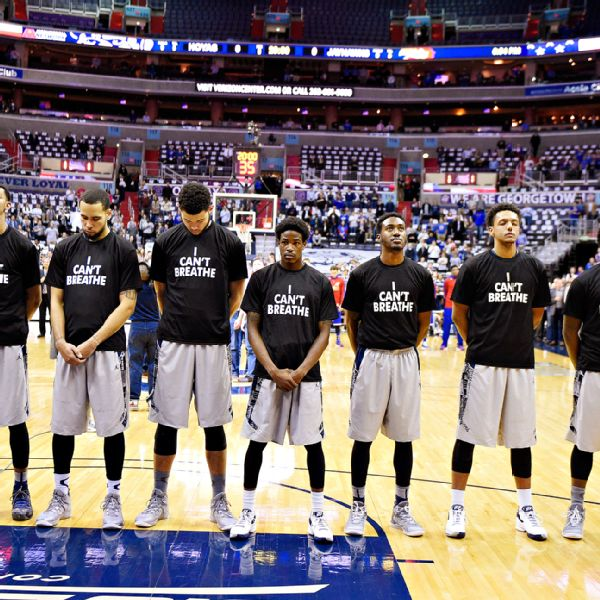 Controverse : Georgetown et ses T-Shirts