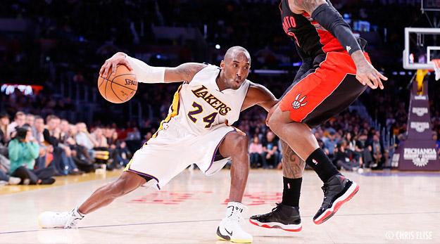 Kobe Bryant :