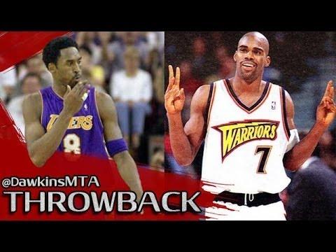 Culte 2000 : Kobe vs Jamison