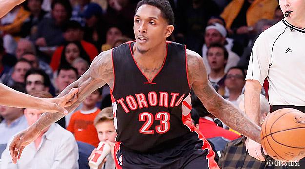 Lou Williams déçu par l'attitude des Toronto Raptors