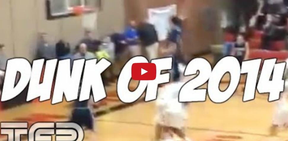 Dingue : Le dunk de l'année pour le lycéen Michael Porter Jr ?