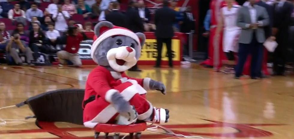 Vidéo : La NBA se déchaine le jour de Noël !