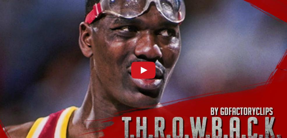 Vintage : Hakeem Olajuwon explose les Bucks avec un quadruple-double !