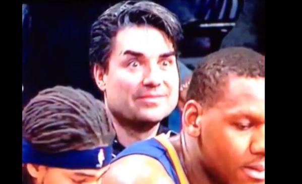Les Pacers ont le fan le plus flippant de tous les temps