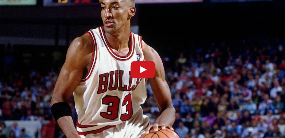 Top 10 vintage : Scottie Pippen & Shawn Kemp régalent