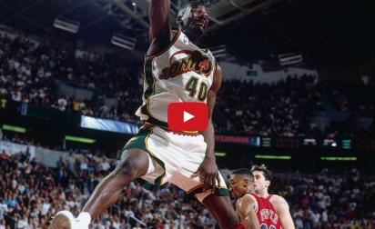 Vintage : Quand le duo Shawn Kemp – Gary Payton enflammait la NBA