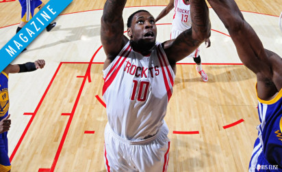 Tarik Black panther, l'animal coriace des Houston Rockets