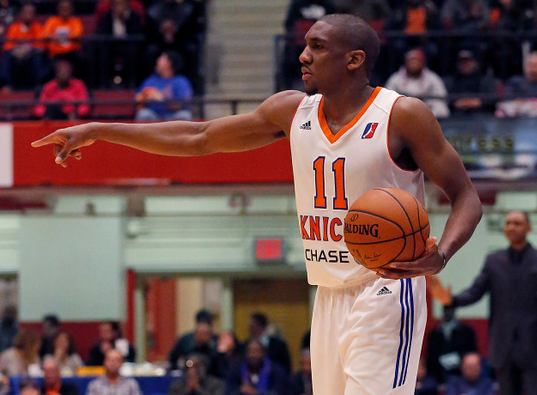 Une star de la D-League à la rescousse des Knicks ?