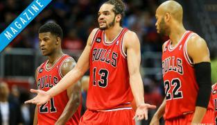 Pourquoi les Bulls sont mauvais (en ce moment)