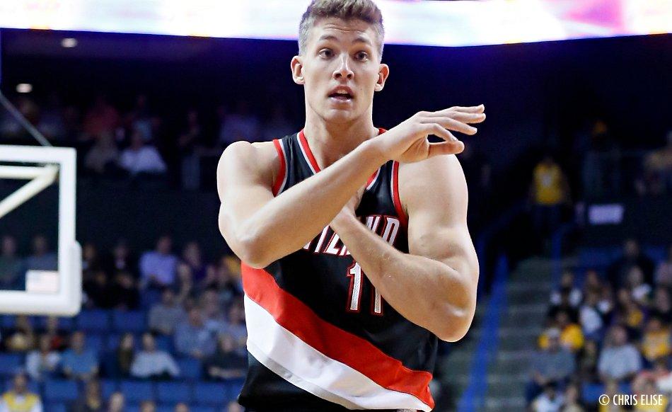 Meyers Leonard de retour pour le coup d'envoi de la saison ?
